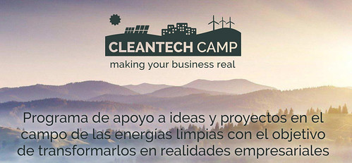 COMSA Corporación collaborates in the CleanTech Camp program that promotes business projects based on clean energies