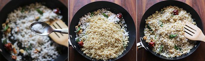 How to make coconut quinoa recipe - Step6
