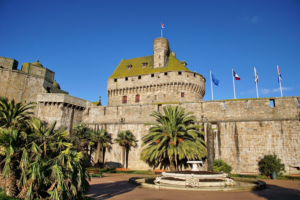 Hotel Plage Du Sillon St Malo