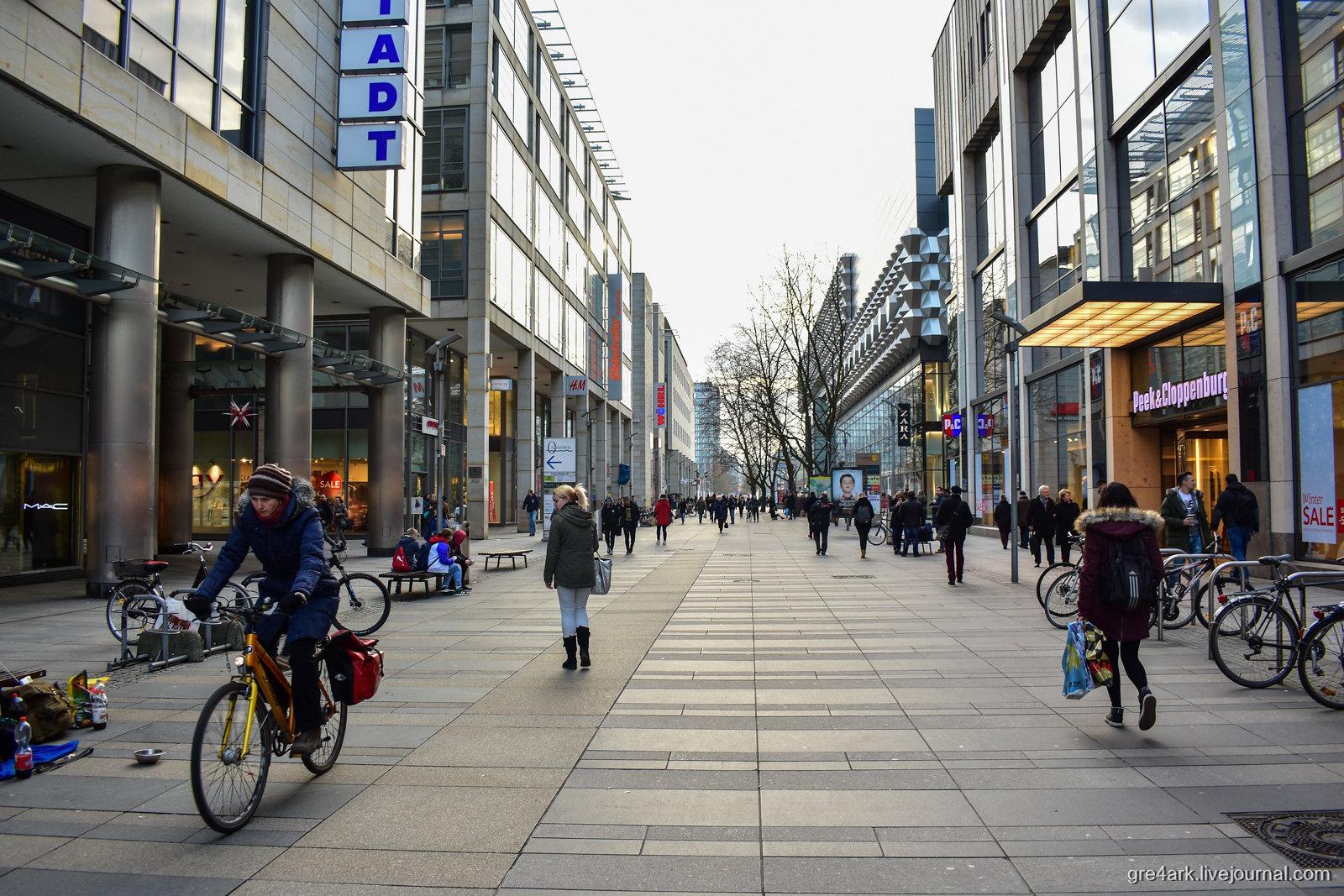 Как сделать хороший город для пешеходов: 7 правил