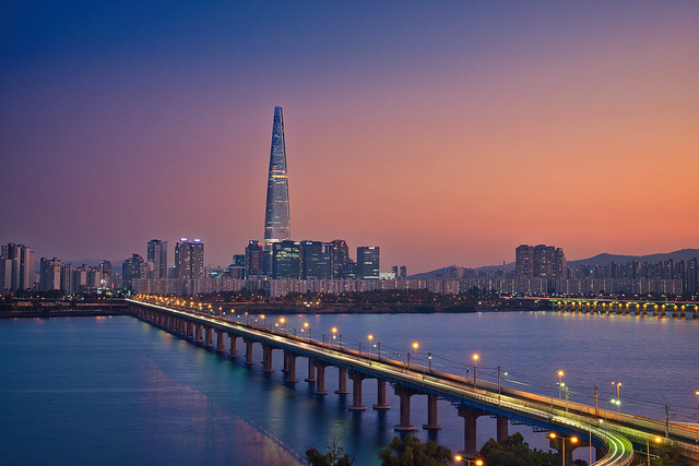 Seoul & Sunset