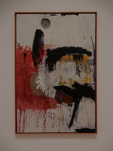 DSCN0193 _ First Time Painting, Rauschenberg, 1961