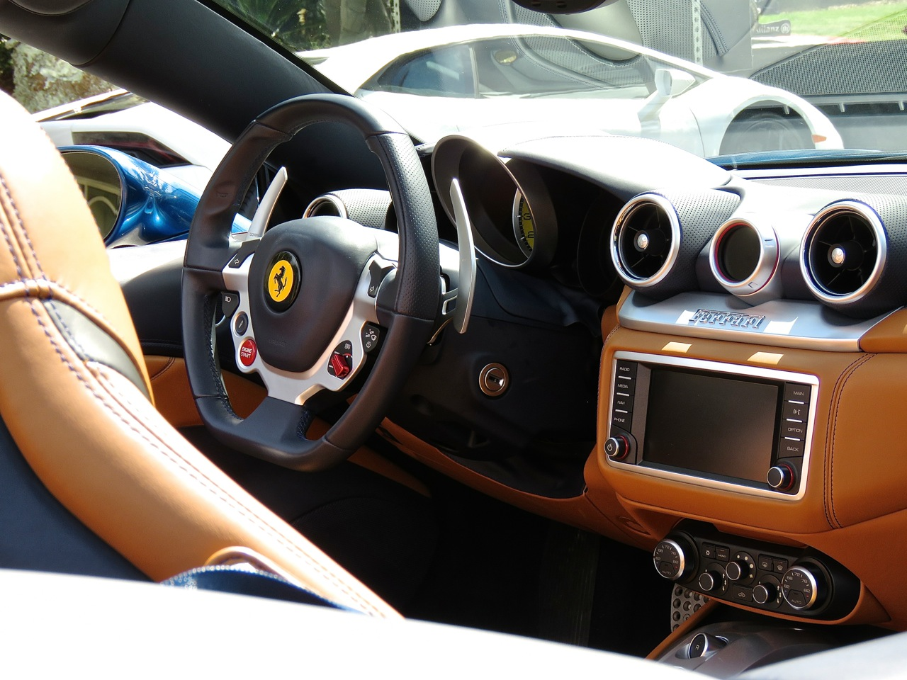 Ferrari California T Review 16