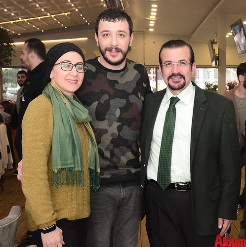 Şule Tüzün Gökçe, Ahmet Parlak, Mustafa Gökçe