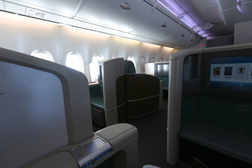Korean Air A380 First Class 10