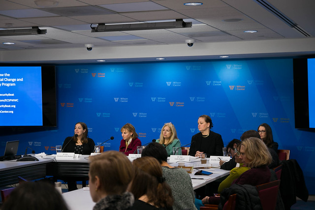 Women and War: Securing a More Peaceful Future