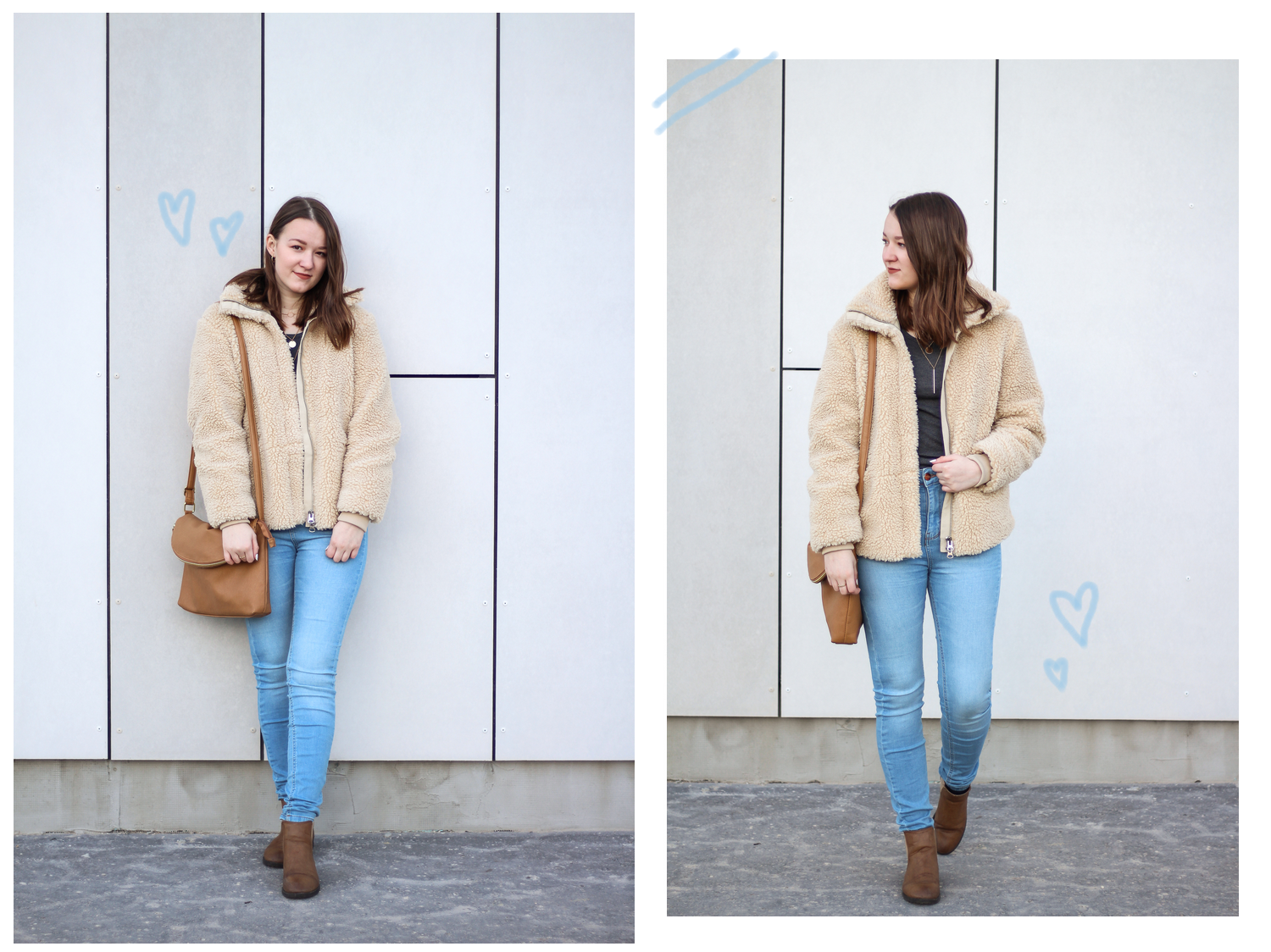 winter coat fashion outfit