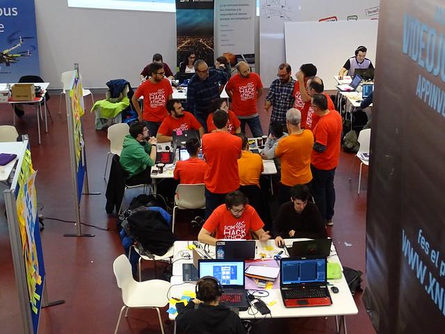 Som Hackathon 2018