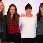 Ons Jabeur, Elena Vesnina, Daria Kasatkina, Fatma Al Nabhani