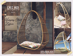 Hanging Chair CHEZ MOI