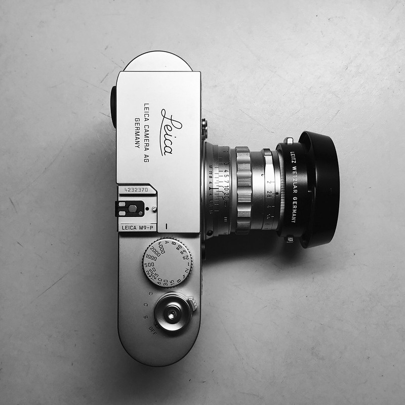 Leica M9-P + Summicron 50mm/f2.0