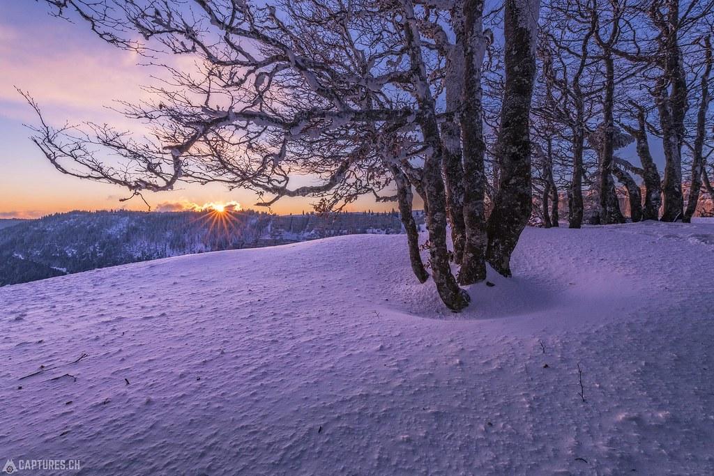 Sunrise - Creux du Van