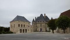Château de Barbezieux... Barbezieux-Saint-Hilaire - Photo of Viville