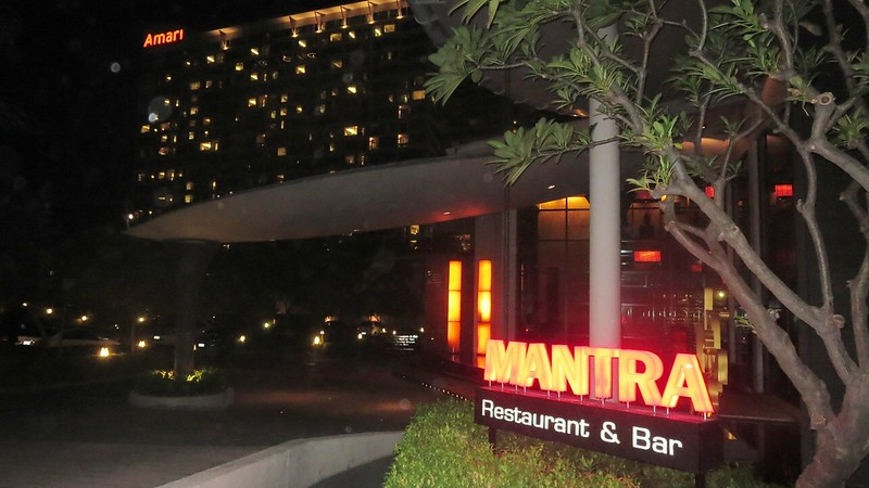Amari Beachside Hotel Pattaya