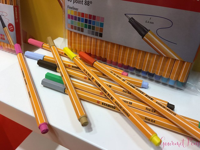 Field Trip Insights X Stationery:Trade Show @StabiloUK @InsightsExpo 21