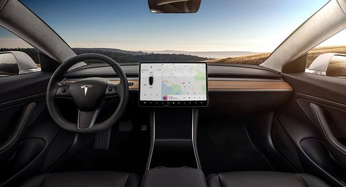 Tesla To Improve Voice Control Functionality On Model 3