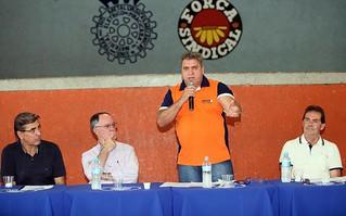 Encontro de Lideranças do Solidariedade em Piracicaba