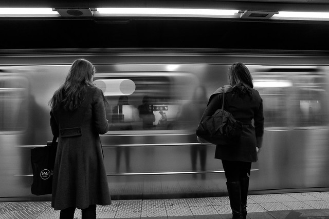 Ghosts of yesterday~ NYC