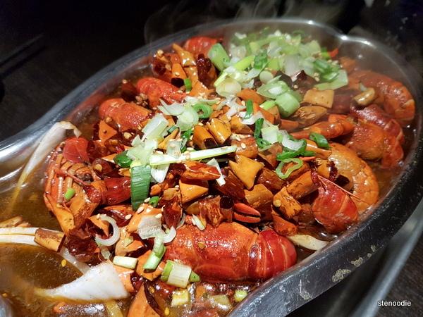 Sichuan Kungfu Fish hot pots