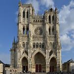 France - Amiens - cathédrale
