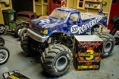 Going Brushless on the Axial SCX10 Monster Truck