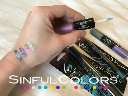 ebf2946b2d3 The SinfulColors line is inspired by the globally recognized actress and  singer Vanessa Hudgens. It epitomizes the beauty enthusiast: expressive, ...