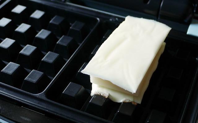 ビタントニオ ワッフル ホットサンドベーカー Vitantonio ワッフル チーズモッフル
