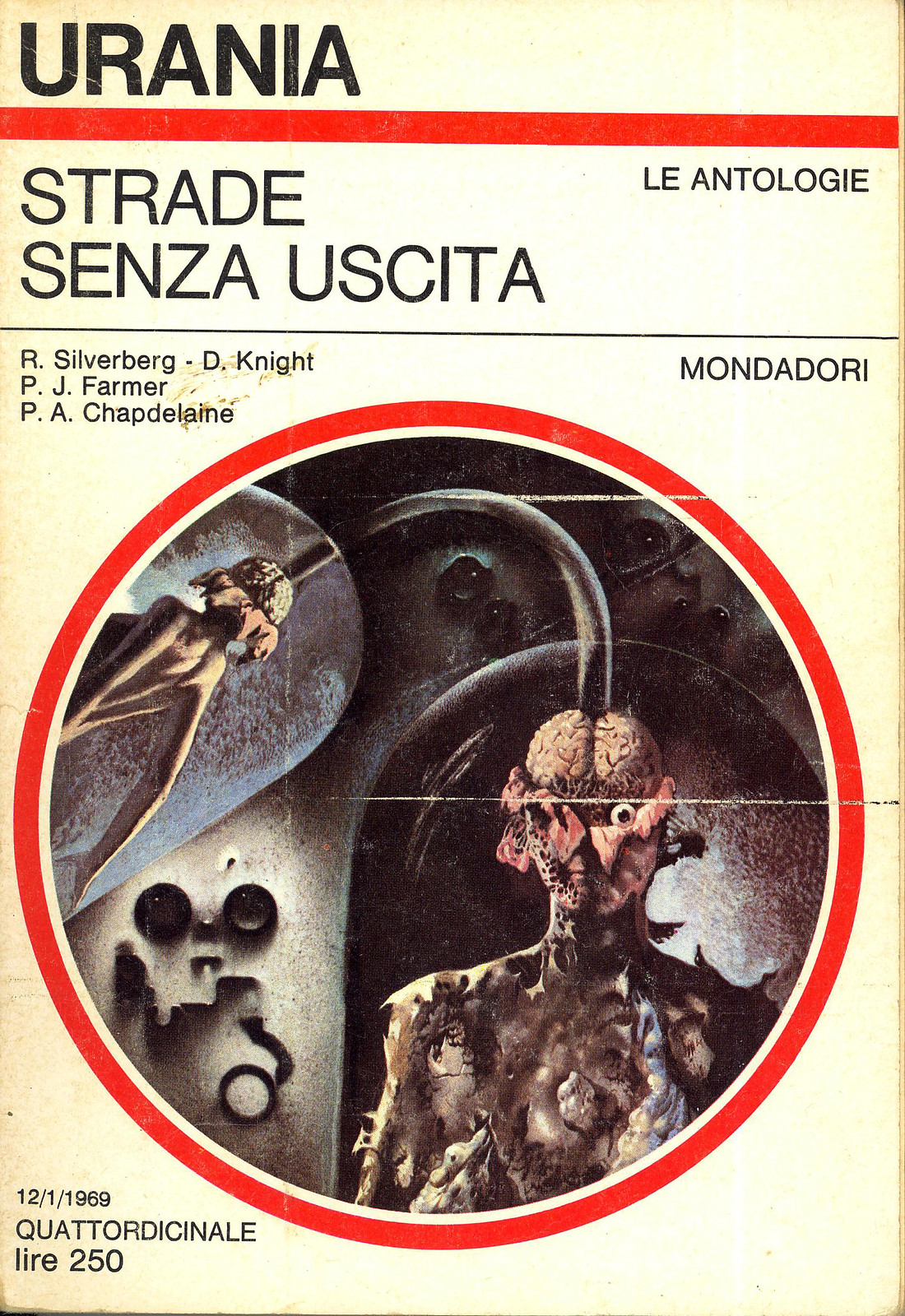 Karel Thole - URANIA - 505, 1969