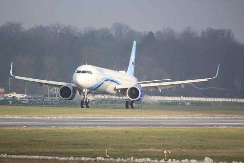 A321neo InterJet XA-JOE