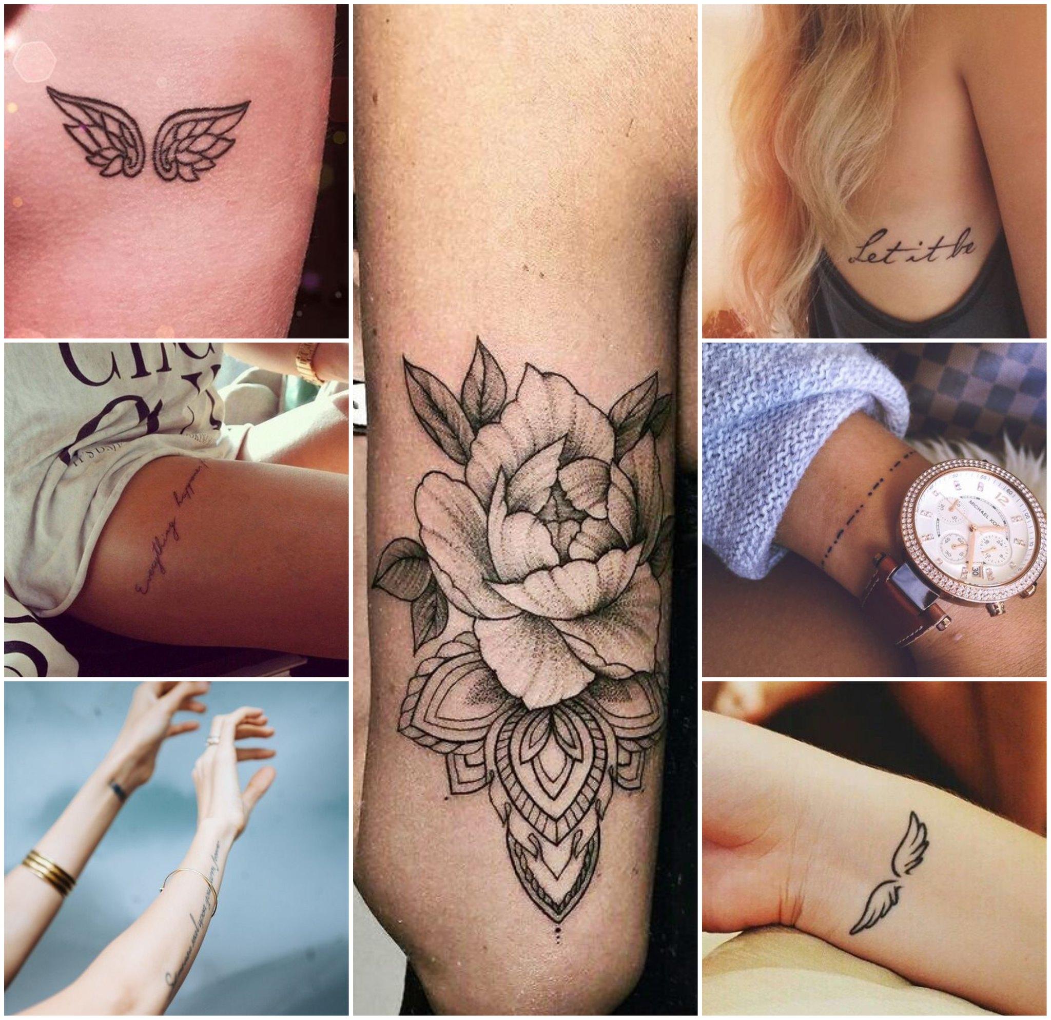 Tatuointi-haaveita
