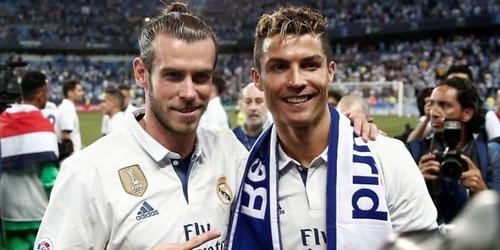 Cristiano Ronaldo Dan Gareth Bale Adalah Harapan Zinedine Zidane
