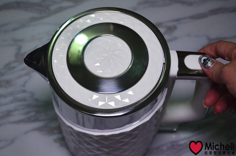 Haier 鑽紋雙層防燙快煮壺