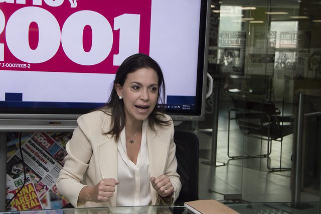 Marí-a Corina Machado