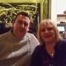 Chris & Gen at Greens of Didsbury* [*vegetarian!]