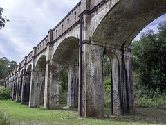 Greystanes Aqueduct, previously know as The Boothtown Aqueduct - built 1883 - SEE BELOW 2/4