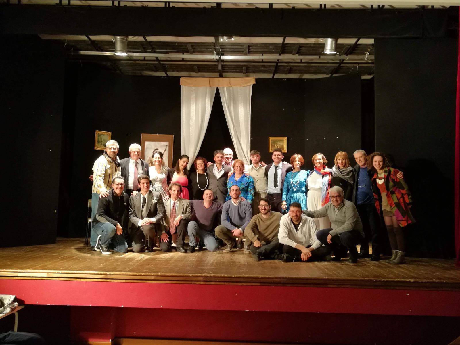 Madama quatte solde Teatro S. Arsenio 13-01-18