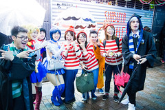Shibuya Halloween 2017 (October 28)