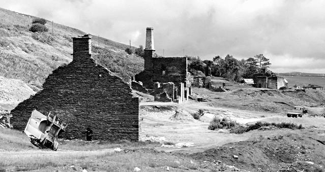 WMM096 - Frongoch Lead Mine, Ponthydygroes