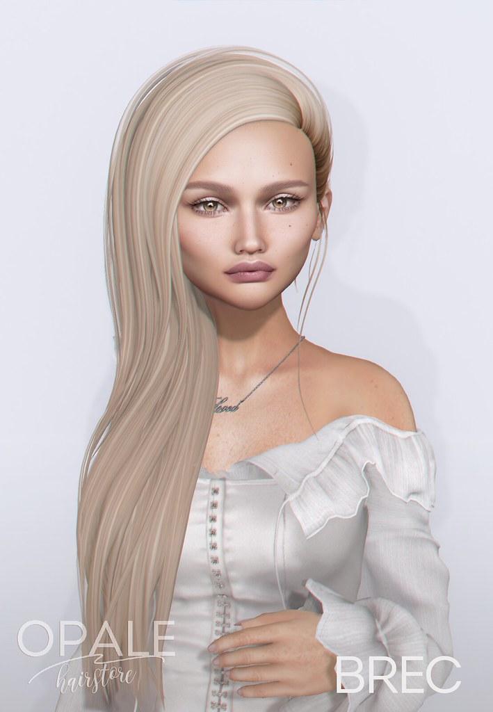 Opale . Brec Hair - TeleportHub.com Live!