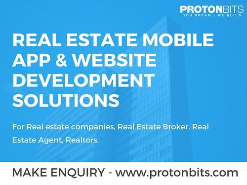 Real Estate Mobile App & Website Development Solution