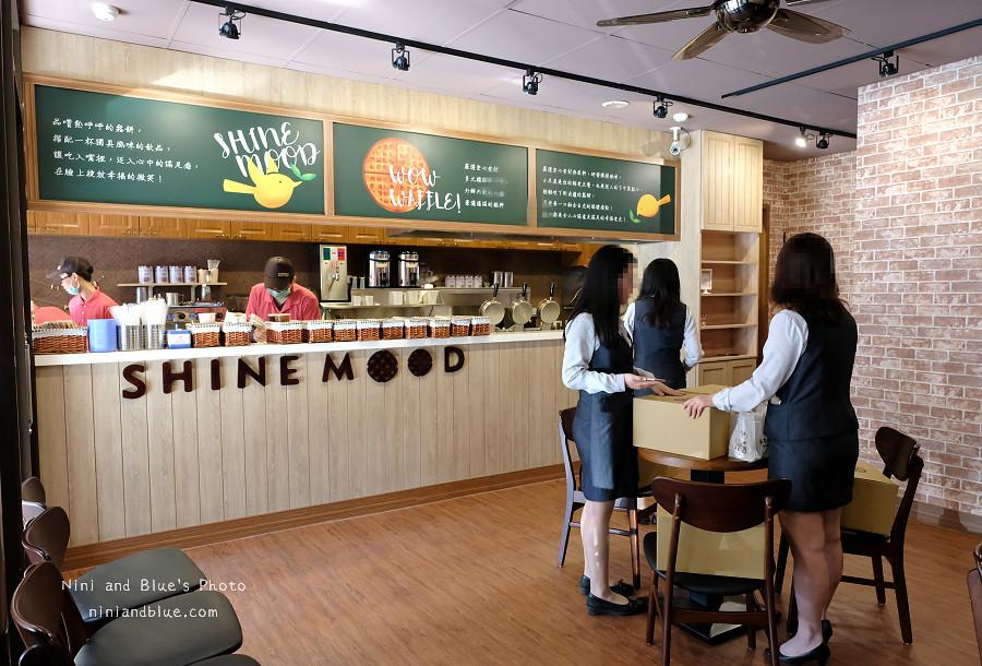 小木屋鬆餅.台中家商店12