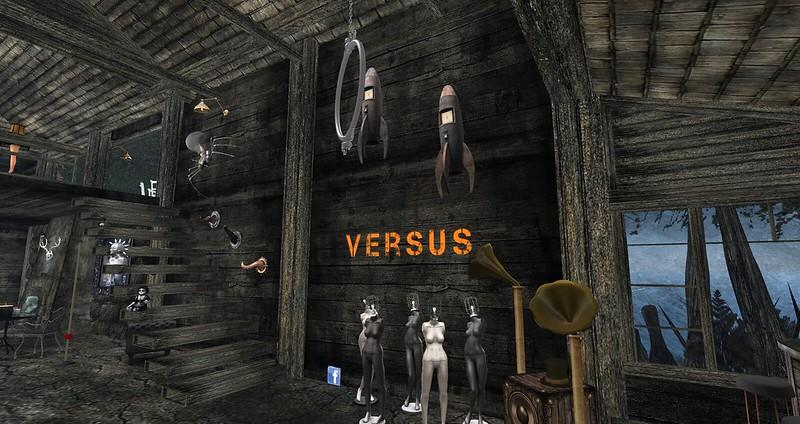 Versus, Amethyst Cove