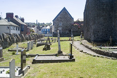 BACK IN JANUARY 2009 I VISITED THE OLD GRAVEYARD IN HOWTH [I HAD TO LEAVE BECAUSE I WAS ATTACKED BY GULLS]-135892