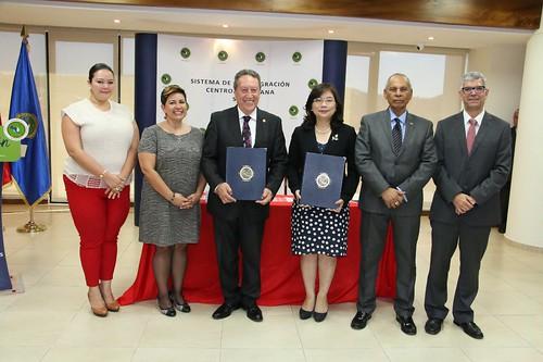 SICA impulsa eficacia y coordinación institucional con el apoyo continuado de la República de China (Taiwán)
