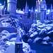Hogwarts Filming Model