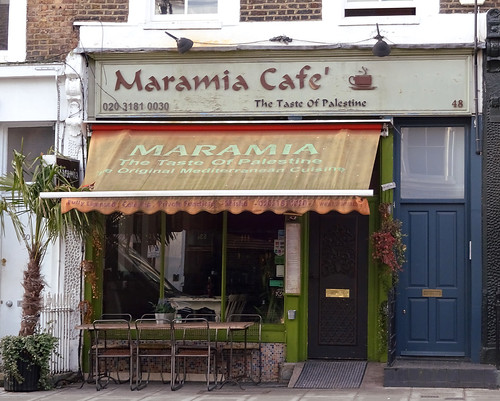 Maramia Cafe, Maida Hill, London W10