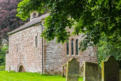 Cumbria BRAMPTON Brampton Old Church (c Britain Express)