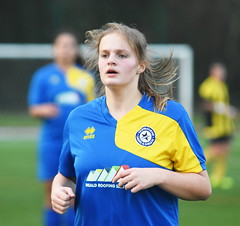 Eastbourne Ladies v Crawley Wasps Reserves