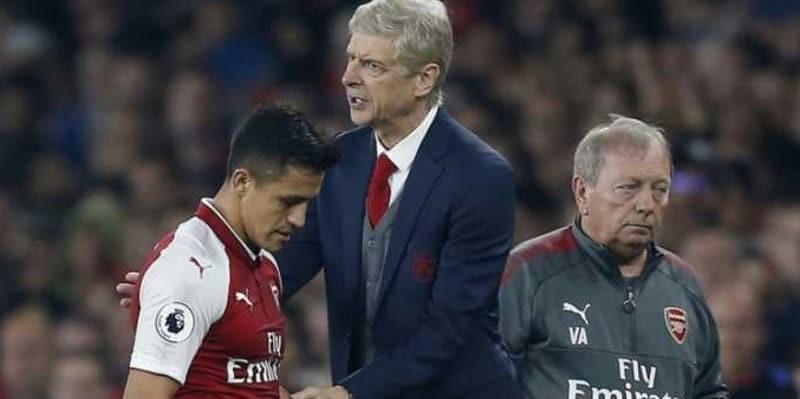 Arsene Wenger Mengomentari Masalah Gaji Besar Sanchez di Manchester United