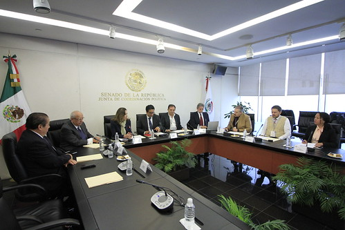 Reunión del Consejo Consultivo del Canal del Congreso